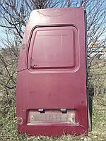 Дверь задняя левая правая цельнометаллическая Газель Соболь ГАЗ 2217 2705 3221 2310 2752 3302 средн сост