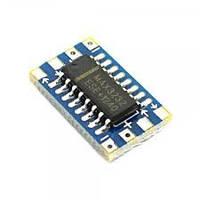 Модуль преобразователя RS232 — TTL на MAX3232, фото 1