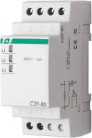 Реле пропадания фаз CZF-BS 380В 10А 2S (ДПФ-ВС) F&F