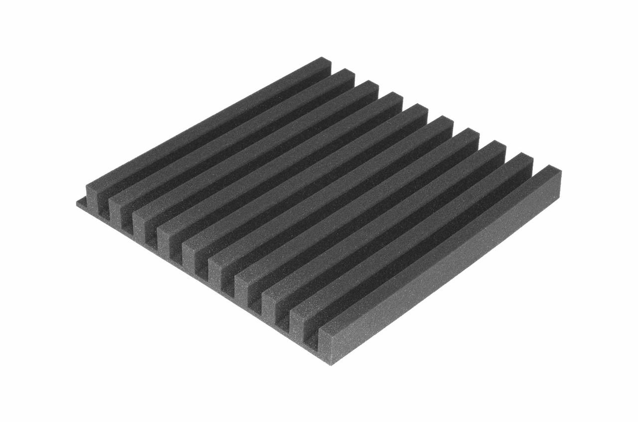 Акустическая панель Ecosound Comb из акустического поролона 50х50 см
