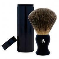 EShave Travel Badger Hair Shaving Brush Кисточка для бритья из натуральной шерсти