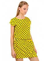 Платье летнее желтое Ника, фото 1