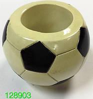 """Подставка настольная """"Футбольный мяч"""", №24902. Цена розницы 35 гривен."""