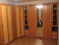 Шкаф-кровать со стенкой в гостинную, фото 1