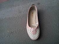 Балетки туфли женские кожаные летние 35 - 41 р