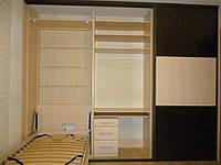 Откидная кровать в шкафу-купе, фото 1