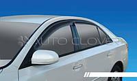 Дефлекторы окон ветровики Hyundai Sonata 2004-2010 (NF)