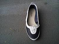 Балетки туфли женские кожаные летние 35 - 41 р, фото 1