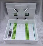 """Инкубатор бытовой """"Рябушка-2"""" с механическим переворотом и электронно-механ. терморегулятором (на 130 яиц), фото 2"""