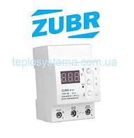 Реле напряжения ZUBR D32 однофазное  (DS Electronics Украина)
