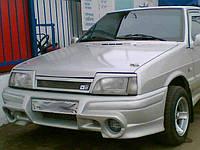 """Передний бампер ВАЗ 2108-21099 """"Евронова"""", фото 1"""