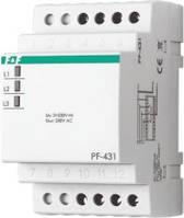 Автоматический переключатель фаз PF-431 380B 16A 3S (АПФ-431) F&F