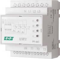 Автоматический переключатель фаз PF-441 380B 16A 4S (АПФ-441) F&F