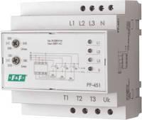 Автоматический переключатель фаз PF-451 380B 16A 5S (АПФ-451) F&F