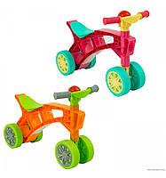 Детская каталка-ролоцикл