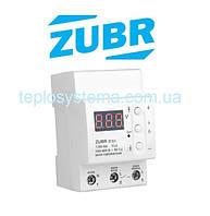 Реле напряжения ZUBR D32t  c термозащитой (DS Electronics, Украина)