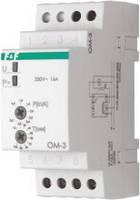 Обмежувач потужності ОМ-3 220В 16A / 0,5-5 кВт F&F
