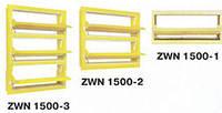 Приточные форточки ZWN 2*1500 двойная