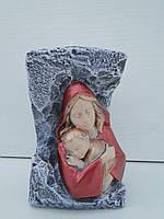 Матір Божа з Ісусиком підсвічник