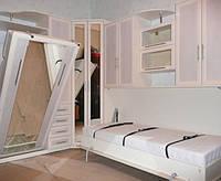 Две откидные кровати в интерьере, фото 1
