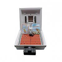 """Инкубатор бытовой """"Курочка Ряба"""" с автоматическим переворотом и цифровым терморегулятором (на 42 яйца)"""