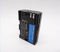 Аккумулятор для фотоаппаратов CANON 60D, 70D, 80D, 6D, 7D, 5D Mark II, 5D Mark III - LP-E6 (LP-E6N) - 2750 ma