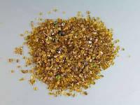 Натуральный камень крошка(Гессонит) (10гр.)