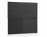 Акустическая панель Ecosound Volna из акустического поролона 50х50 см