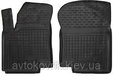 Поліуретанові передні килимки в салон Hyundai i20 (PB/PBT) 2008-2014 (AVTO-GUMM)