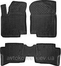 Поліуретанові килимки в салон Hyundai i20 (PB/PBT) 2008-2014 (AVTO-GUMM)
