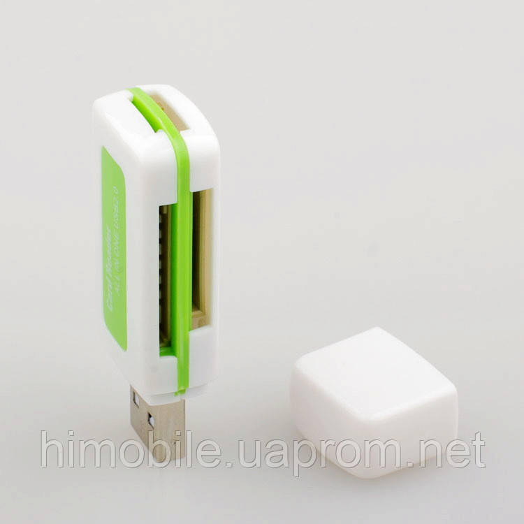 Card Reader кард ридер для Micro микро Mini M2 SD флешек
