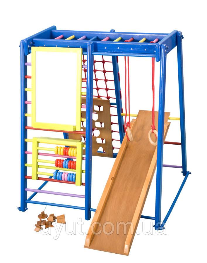 Детский спортивный уголок - «Кроха-3 Радуга»