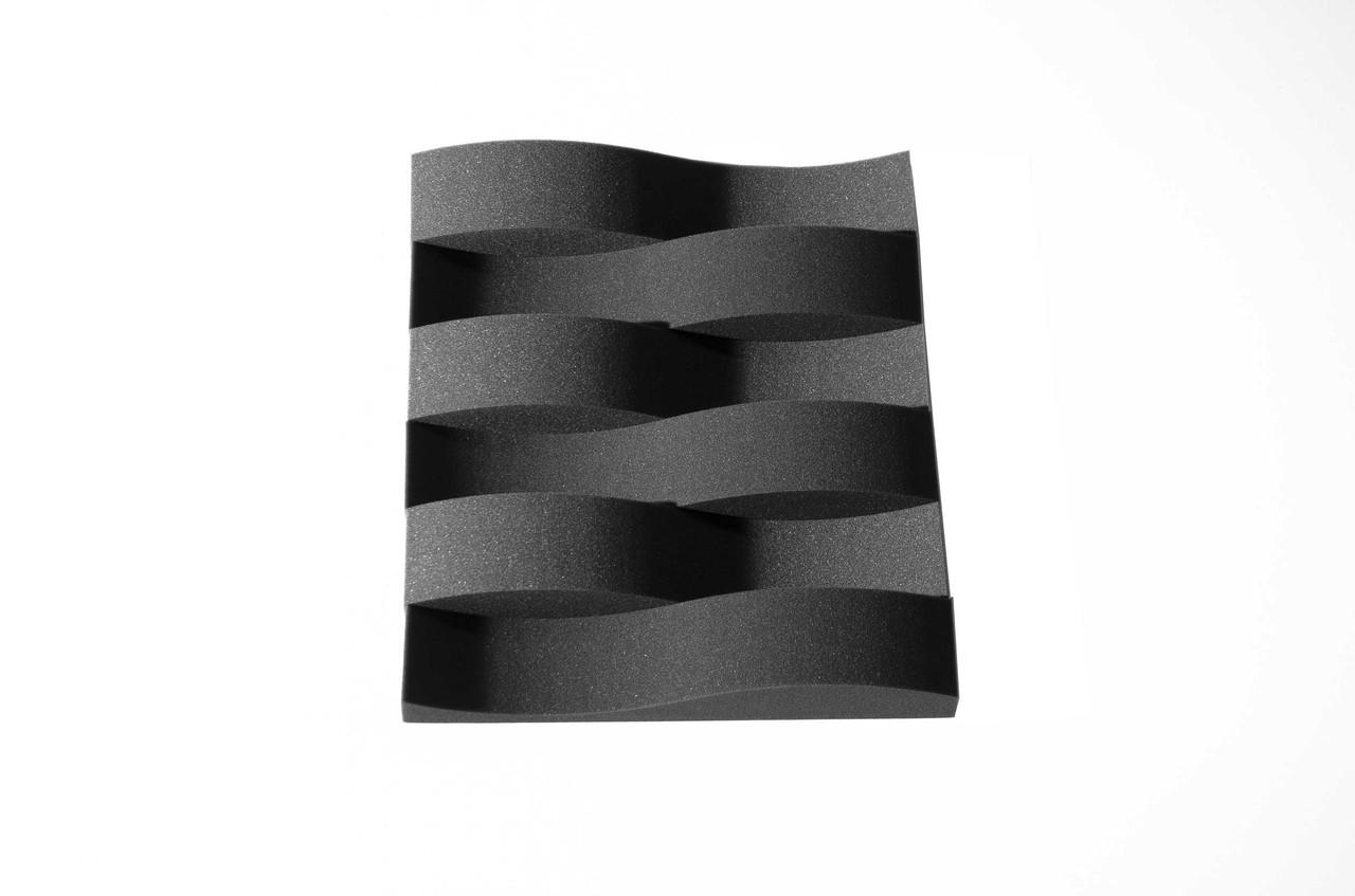 Акустична панель Ecosound FISH з акустичного поролону 50х10 см