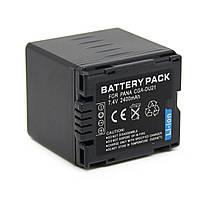 Аккумулятор CGA-DU21 (заменяем с CGA-DU07, CGA-DU14, CGA-DU12) аналог для камер Panasonic - 2400 ma