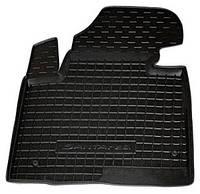 Полиуретановый водительский коврик для Hyundai Grand Santa Fe 2014- (7 мест) (AVTO-GUMM)