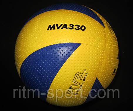Волейбольний м'яч Mikasa MVA 330, фото 2