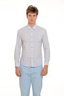 Рубашка мужская XINT Xint 700485 BEYAZ