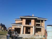 Будівництво будинків з керамічних блоків.
