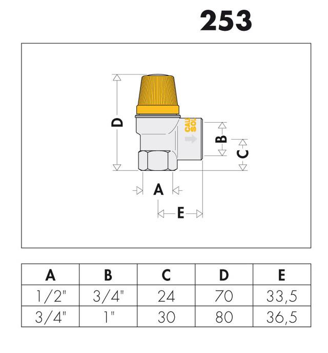 купить мембранный клапан caleffi solar запорожье