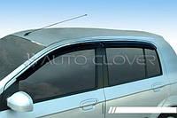 Дефлектори вікон вітровики Hyundai Getz