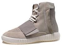 Мужские кроссовки Adidas Yeezy Boost 750 Grey , адидас