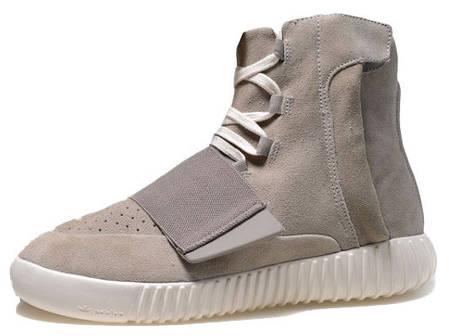 Мужские кроссовки Adidas Yeezy Boost 750 Grey купить в интернет ... 78bb4dcd6f2