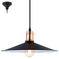 Подвесной светильник (люстра) EGLO Bridport 49452 (винтаж)
