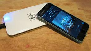 Qi бездротова зарядка зарядний пристрій