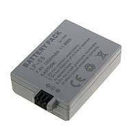 Аккумулятор для фотоаппаратов CANON 450D, 500D, 1000D, 2000D - LP-E5 (аналог) - 1600 ma