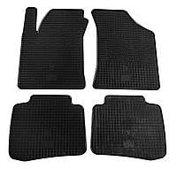 Резиновые коврики в салон Kia Cerato I (LD) 2003-2008 (STINGRAY)