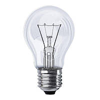Лампа PHILIPS A55 Е27 60W, прозрачная