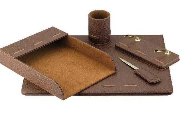 """Настольный набор """"Cabinet"""", №36472, 5 предметов. , фото 2"""