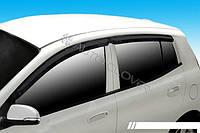 Дефлекторы окон ветровики Kia Picanto  2009-2011