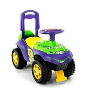 Каталка-толокар машинка для детей